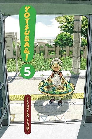 Yotsuba&! Tome 5