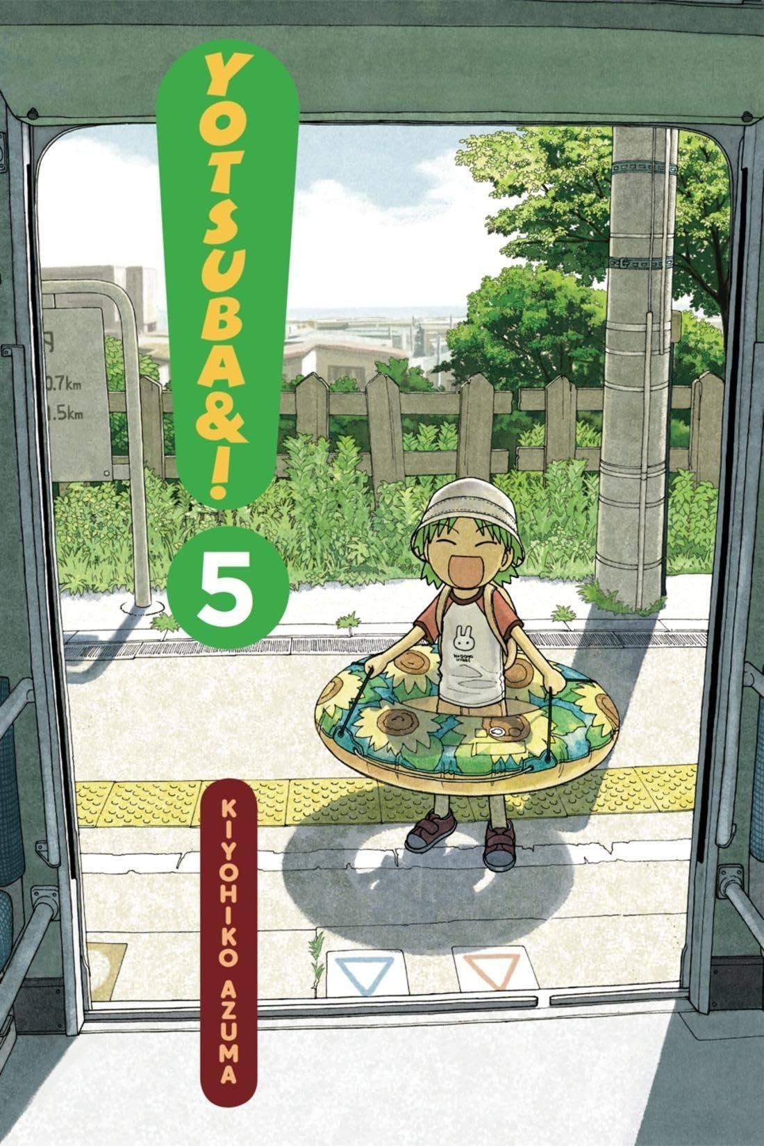 Yotsuba&! Vol. 5