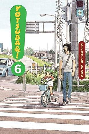 Yotsuba&! Tome 6