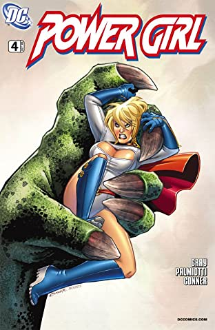 Power Girl (2009-2011) #4