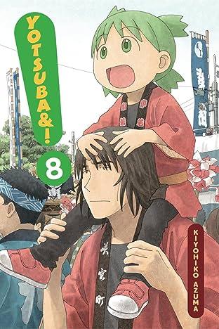 Yotsuba&! Vol. 8