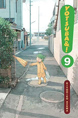 Yotsuba&! Tome 9