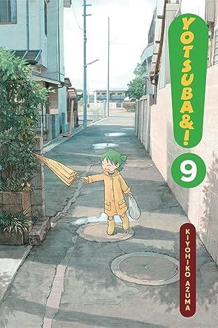 Yotsuba&! Vol. 9