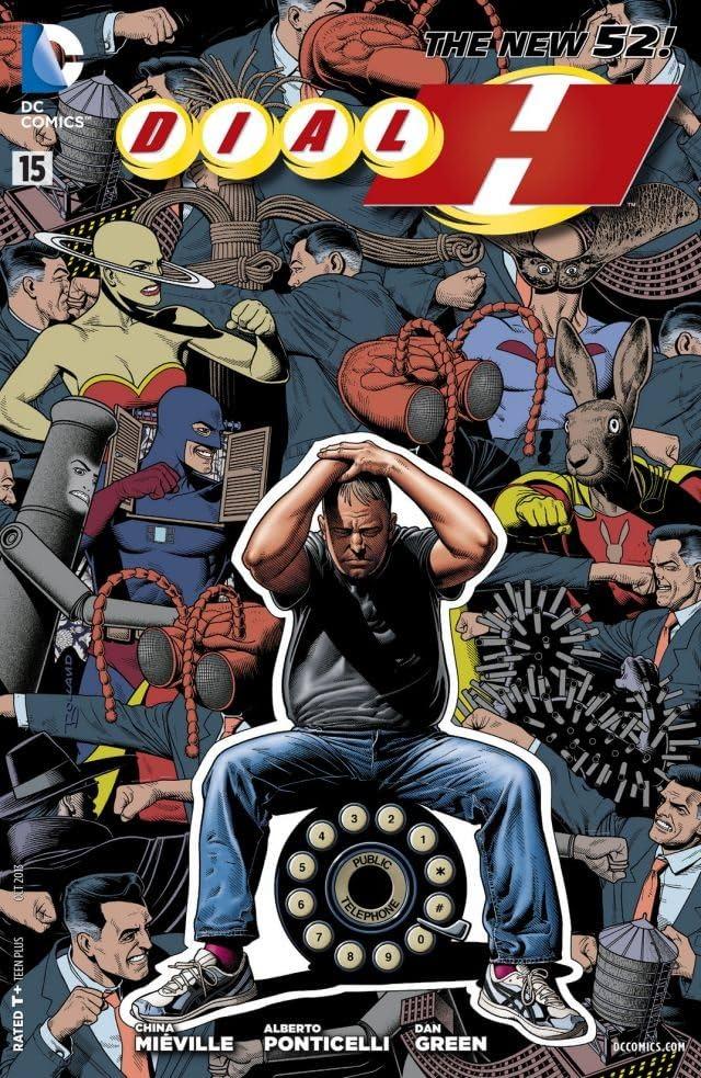 Dial H (2012-2013) #15