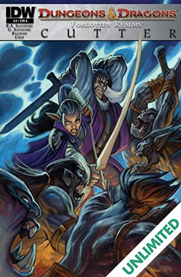 Dungeons & Dragons: Cutter #4 (of 5)
