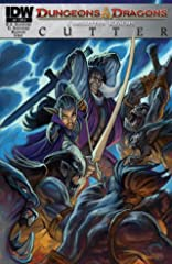 Dungeons & Dragons: Cutter #4