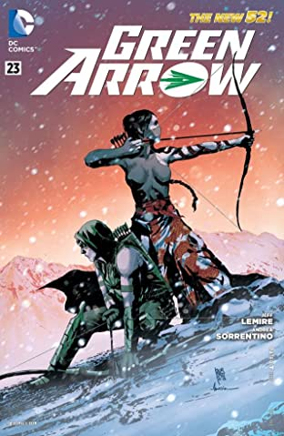 Green Arrow (2011-2016) #23
