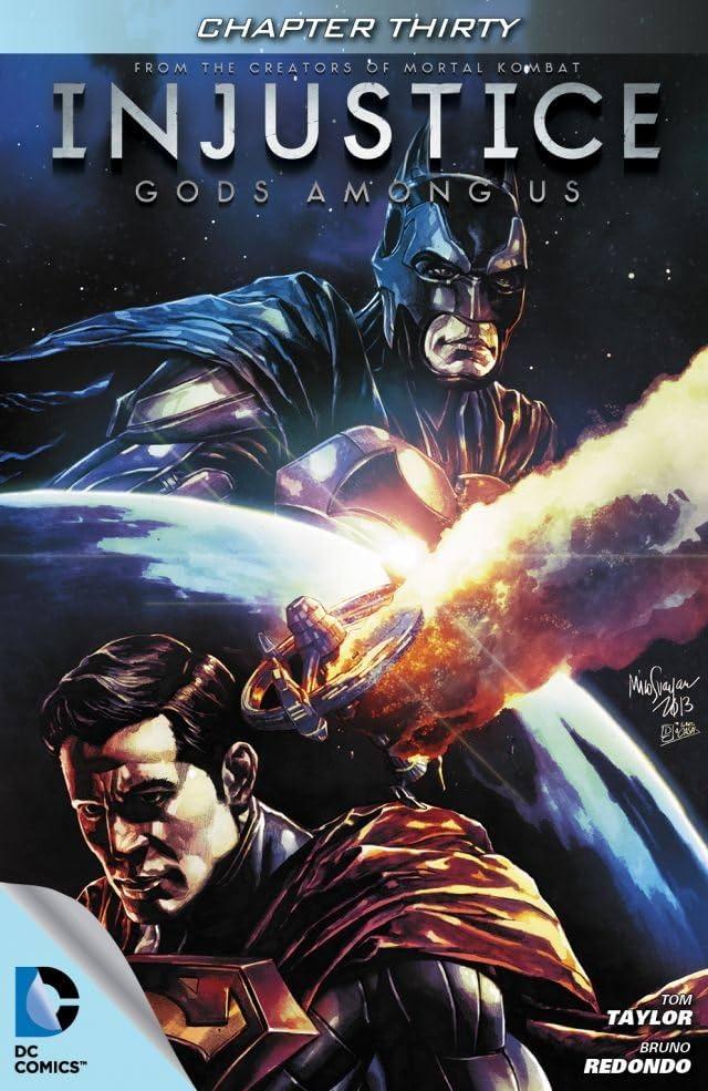Injustice: Gods Among Us (2013) #30