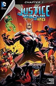 Justice League Beyond 2.0 (2013-2014) #1