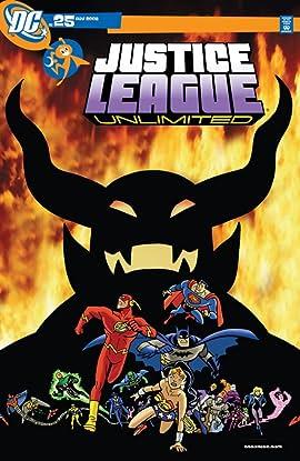 Justice League Unlimited #25