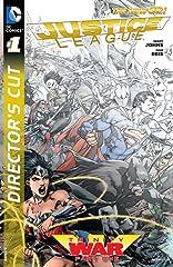 Justice League: Trinity War Director's Cut #1
