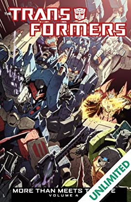 Transformers: More Than Meets the Eye (2011-2016) Vol. 4
