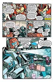 Transformers: More Than Meets the Eye (2011-2016) Vol. 4