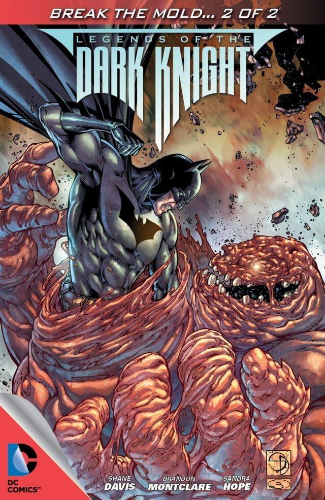 Legends of the Dark Knight (2012-) #62