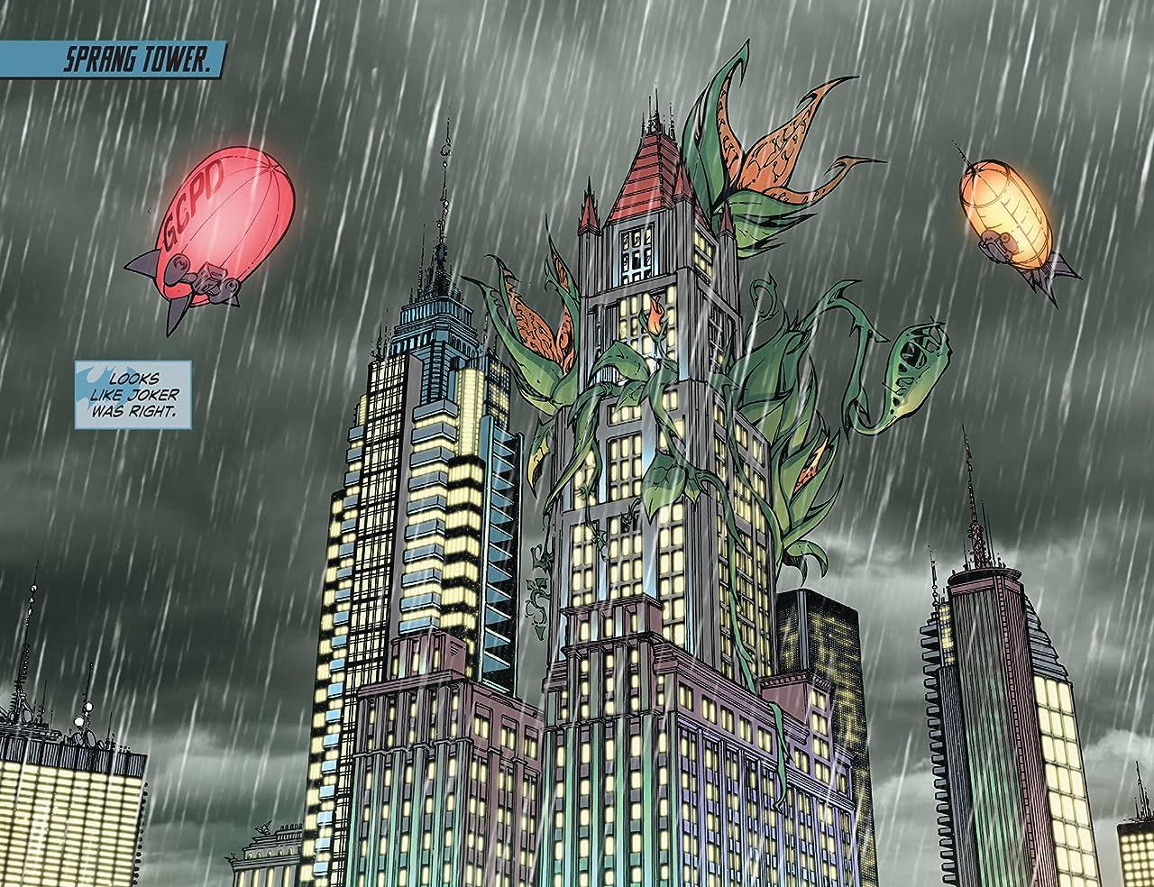 Legends of the Dark Knight (2012-2015) #62