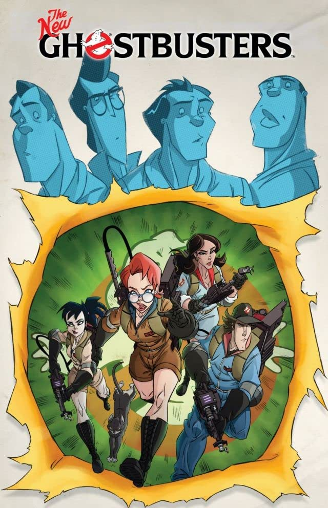 Ghostbusters (2013-2014) Vol. 5: The New Ghostbusters