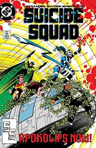 Suicide Squad (1987-1992) #33