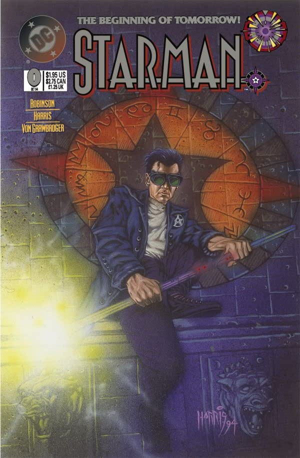 Starman (1994-2001) #0
