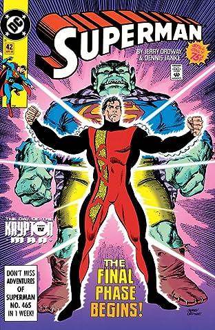 Superman (1987-2006) #42