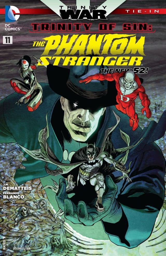 The Phantom Stranger (2012-2014) #11