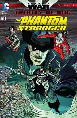 The Phantom Stranger (2012-2014) #11