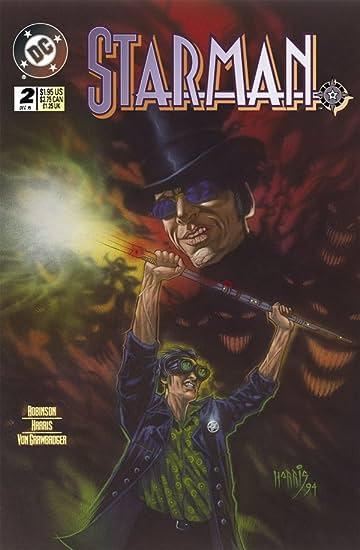 Starman (1994-2001) #2