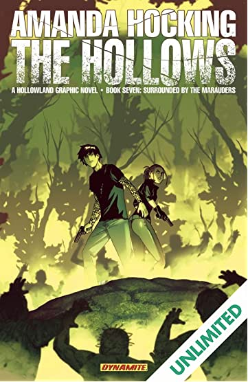 Amanda Hocking's The Hollows: A Hollowland Graphic Novel Part 7 (of 10)