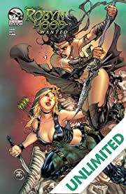 Robyn Hood #3 (of 5): Wanted
