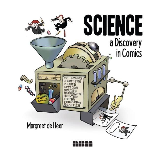 Science: A Discovery In Comics: Preview