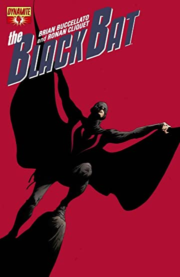 The Black Bat #4