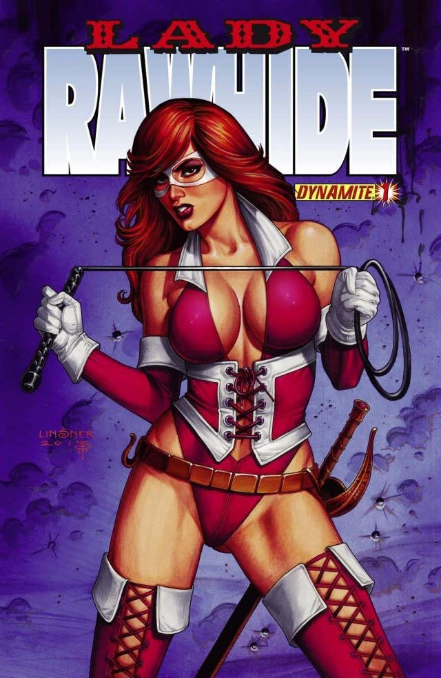Lady Rawhide #1 (of 5): Digital Exclusive Edition