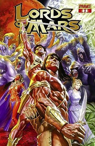 Lords of Mars No.1 (sur 6): Digital Exclusive Edition