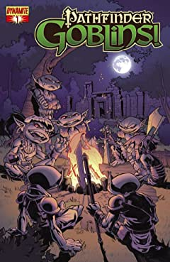 Pathfinder: Goblins! No.1 (sur 5): Digital Exclusive Edition