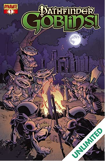 Pathfinder: Goblins! #1 (of 5): Digital Exclusive Edition
