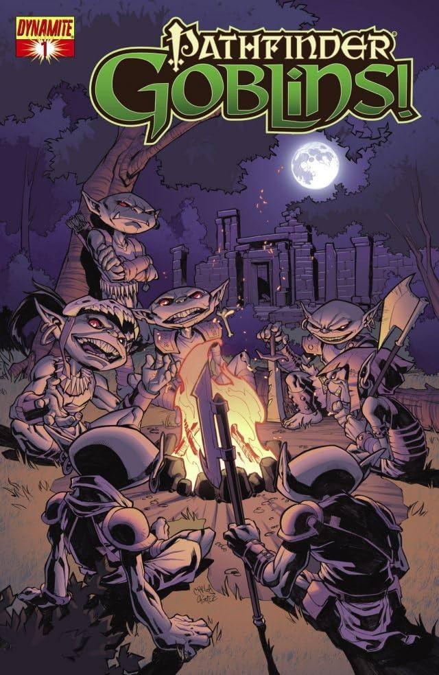 Pathfinder: Goblins! #1 (of 5): Digital Exclusive Edition