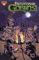 Pathfinder: Goblins! #1: Digital Exclusive Edition
