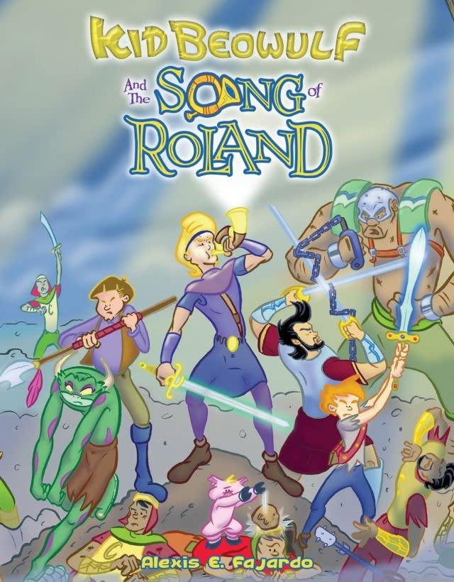 Kid Beowulf and the Song of Roland
