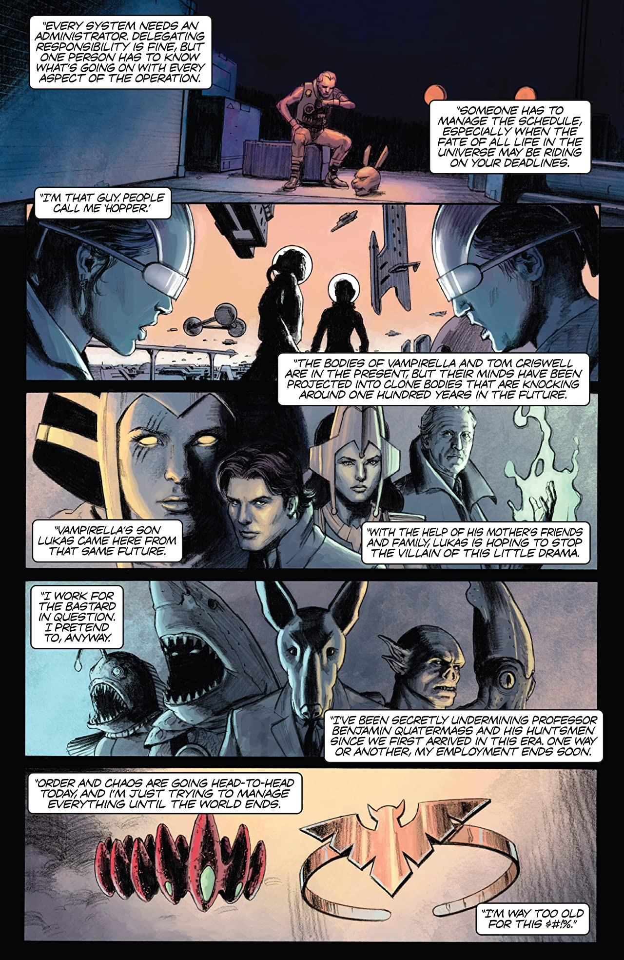 Vampirella (2011-2014) #31