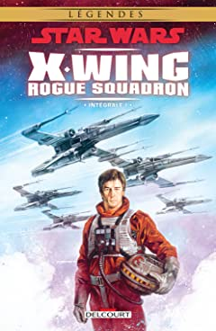 Star Wars - X-Wing Rogue Squadron - Intégrale I