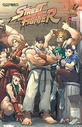 Street Fighter #10