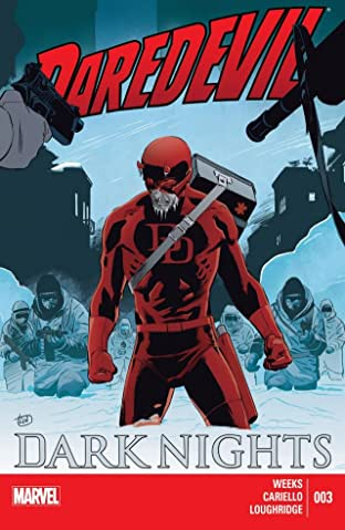 Daredevil: Dark Nights #3 (of 8)