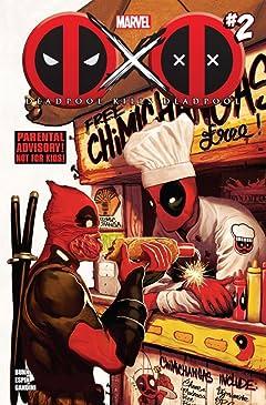 Deadpool Kills Deadpool No.2 (sur 4)