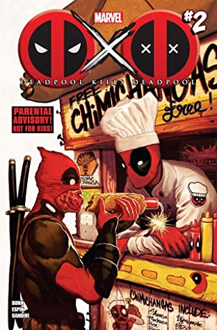 Deadpool Kills Deadpool #2 (of 4)