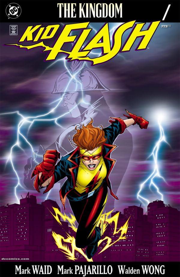 The Kingdom: Kid Flash #1