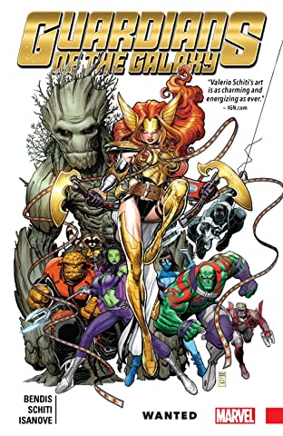 Guardians of the Galaxy: New Guard Tome 2: Wanted