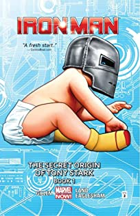 Iron Man Vol. 2: The Secret Origin Of Tony Stark - Book One