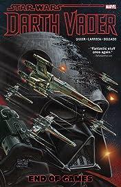Star Wars: Darth Vader Vol. 4: End of Games