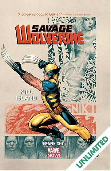 Savage Wolverine Vol. 1: Kill Island