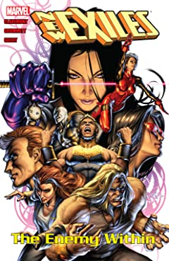 New Exiles Vol. 3: The Enemy Within