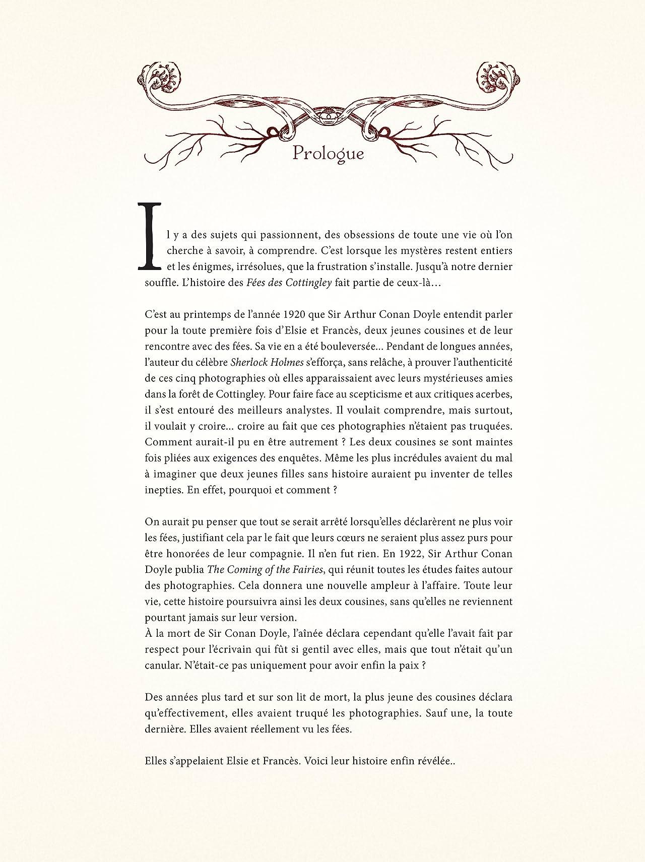 Les Fées de Cottingley Vol. 1